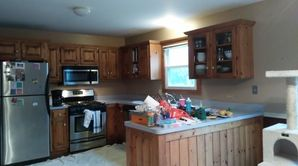 Before & After Cabinet Painting in Waukegan, IL (1)