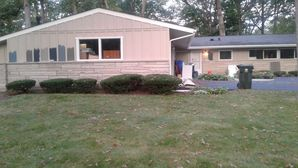 Before & After Exterior House Painting in Lake Forest, IL (2)