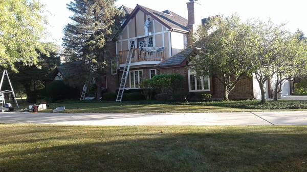 House Painting in Park City, IL (3)