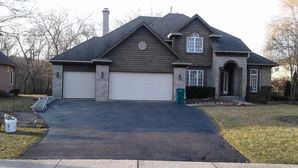 Before & After Exterior Painting in Gurnee, IL (1)