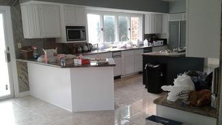 Before & After Kitchen Painting in South Barrington, IL (2)