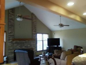Before & After Interior Painting in Grayslake, IL (2)