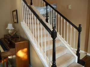 Before & After Railing Painting in North Chicago, IL (4)