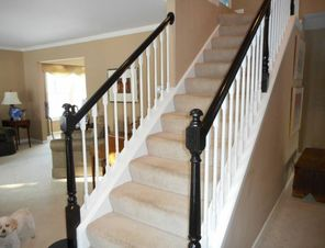 Before & After Railing Painting in North Chicago, IL (3)