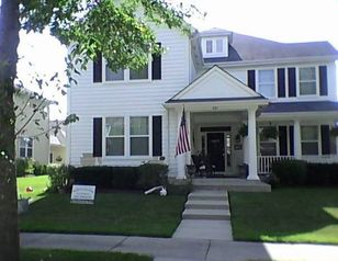 Before & After Exterior Painting in Lake Forest, IL (1)