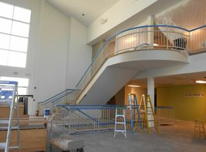 Commercial Interior Painting in Libertyville, IL (1)